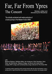 cover image for Far, Far From Ypres - The Concert (DVD)